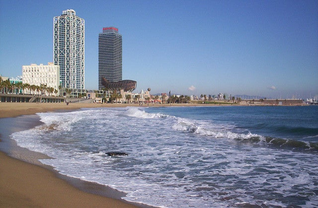 La Barceloneta: barrio marinero de Ciutat Vella