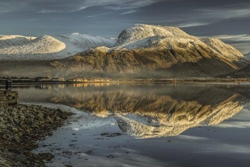 Ben Nevis en Escocia