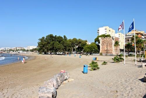 Benicassim en la Comunidad Valenciana