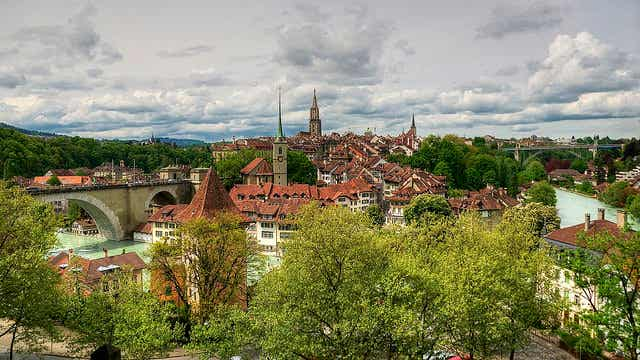 Visitamos Berna, la bonita capital de Suiza