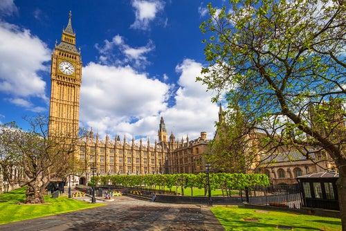 Big Ben, uno de los lugares que hay que ver en Londres