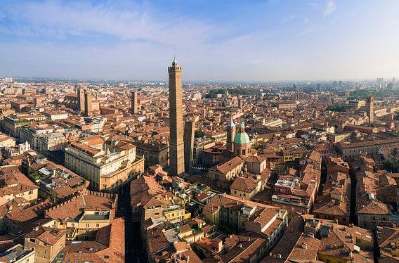 Bolonia, visitamos una ciudad histórica de Italia