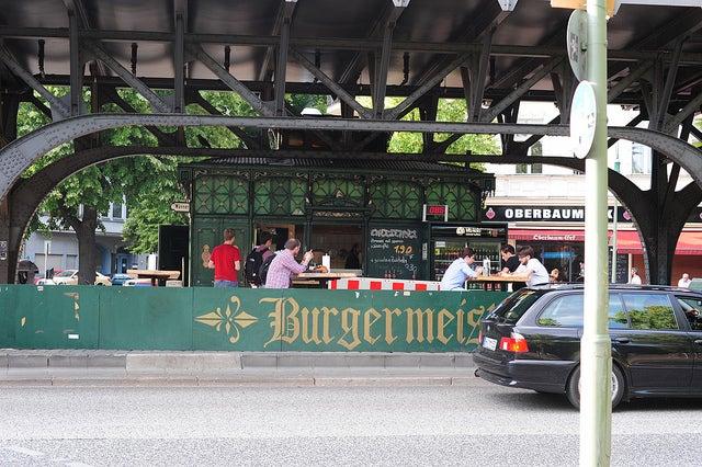 Burgesmeister en Berlín