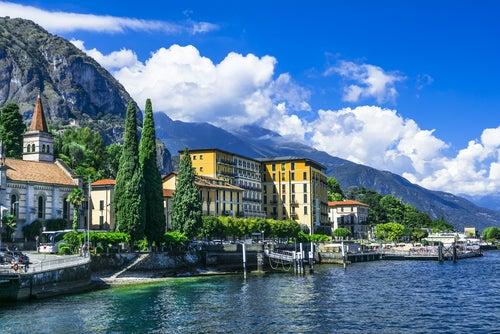 Cadenabbia, uno de los tesoros del lago di Como