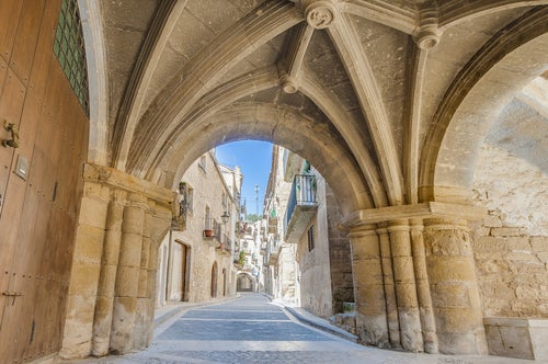 Calaceite en Teruel