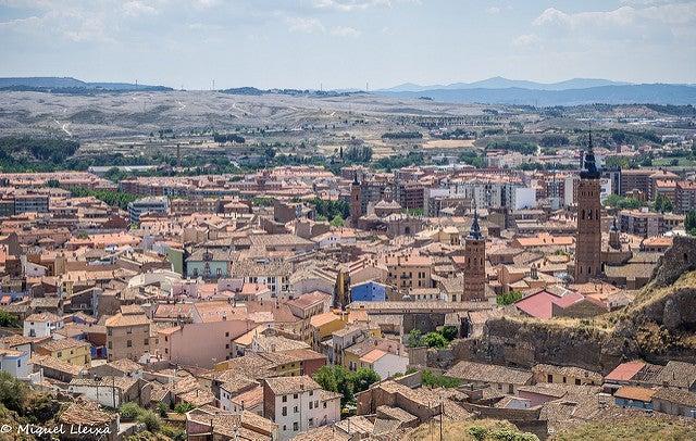 Calatayud, uno de lospeublos de Zaragoza más bonitos