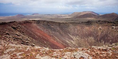 Calderón Hondo en Fuerteventura