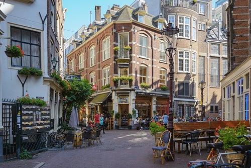 Calle de Ámsterdam
