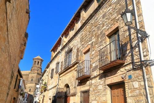 Calle de Baeza