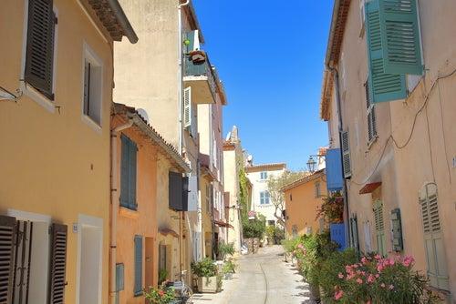 Calle de Saint-Tropez