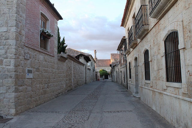 Calle de Urueña