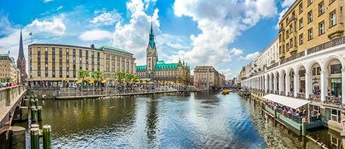 Canales de Hamburgo