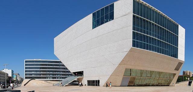 Casa de la Música de Oporto