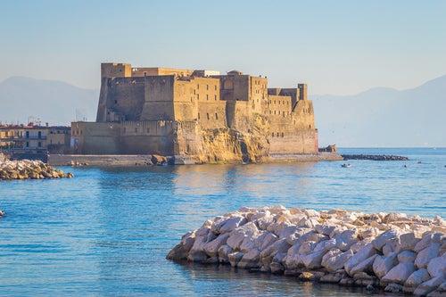 Castel dell'Ovo, uno de los lugares que hay que ver en Nápoles