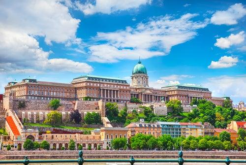 Castillo REal, una de las cosas que ver en Budapest