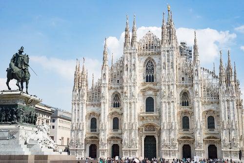 Duomo, uno de los lugares que ver en Milán