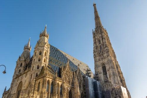 Catedral, uno de los lugares que ver en Viena