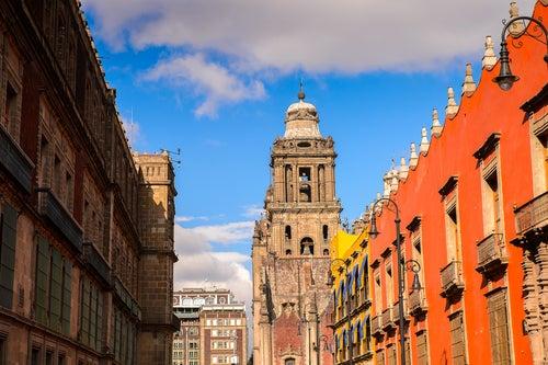 Centro histórico México D.F.