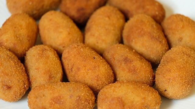 Degustamos las mejores croquetas de España