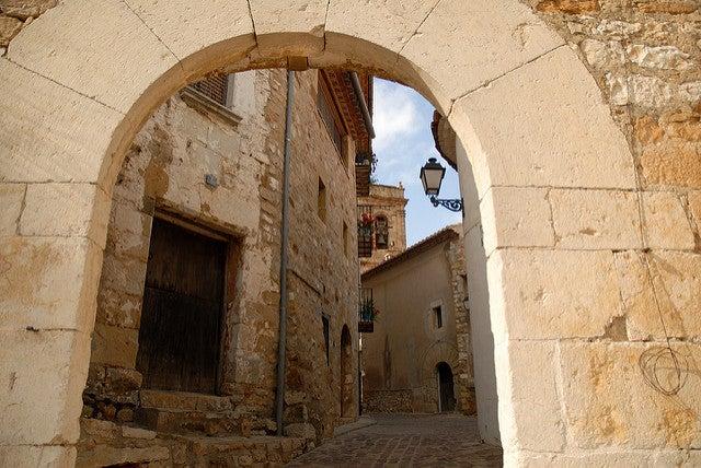 culla, uno de los pueblos de Castellón más bonitos