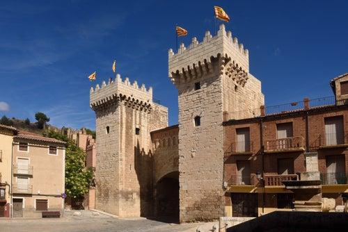 Daroca, uno de los pueblos de Zaragoza más bonitos