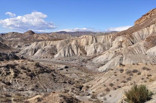 Desierto de Tabernas, escenario de Indiana Jones