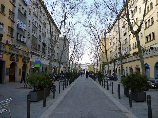 Distrito de la Barceloneta