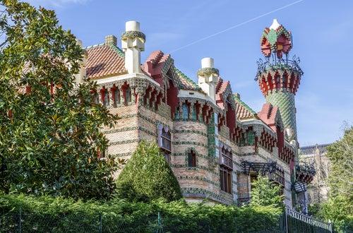 El Capricho en Comillas, una de las obras de Antoni Gaudí