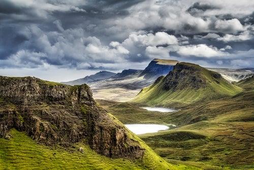 Rincones legendarios de Escocia, tierra mágica