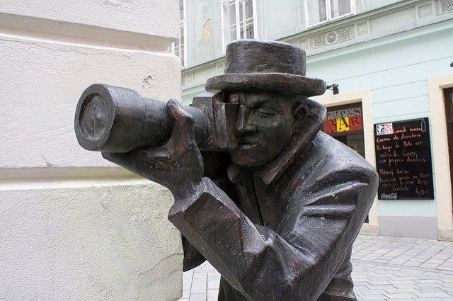 Las esculturas más curiosas de ciudades europeas