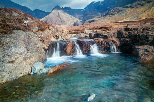 Fairy Pools en Escocia