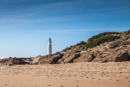 Faro de Trafalgar en Conil de la Frontera