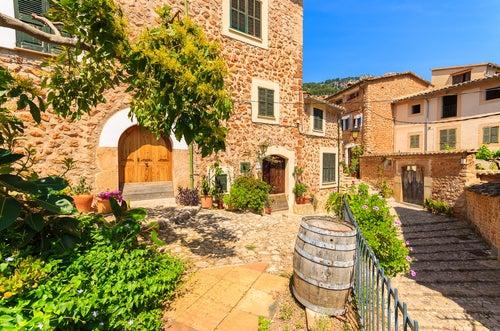 Fornalutx uno de los 10 pueblos de España más bonitos