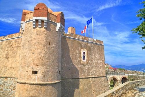 Fortaleza de Saint-Tropez