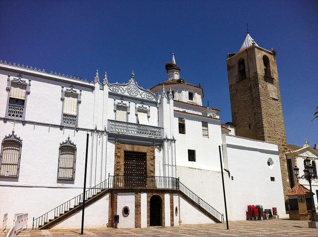 Fregenal de la Sierra, uno de los pueblos de Badajoz