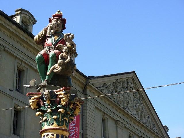 Fuente del ogro de Berna
