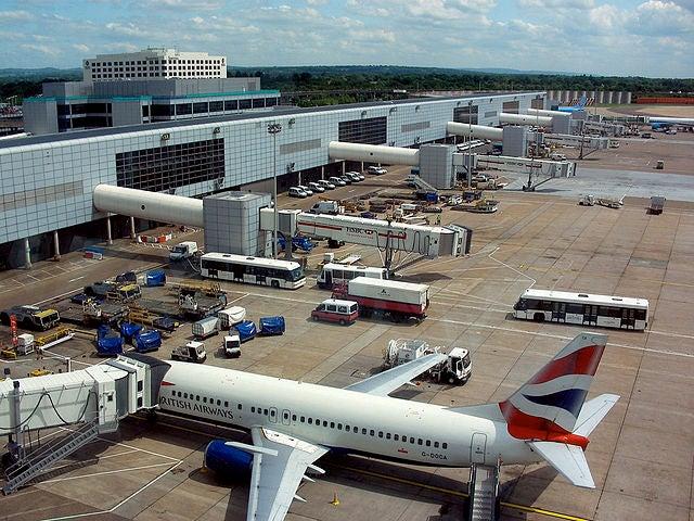 Aeropuerto de Gatwick