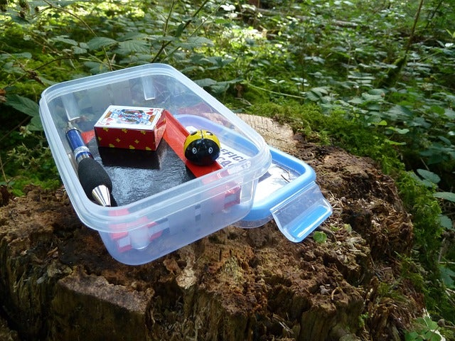 Geocaching: el arte de esconder y encontrar tesoros