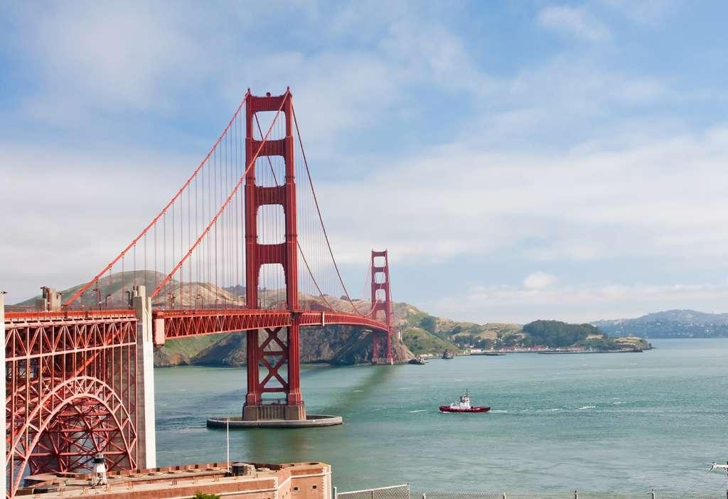 El Golden Gate, el símbolo de la ciudad de San Francisco