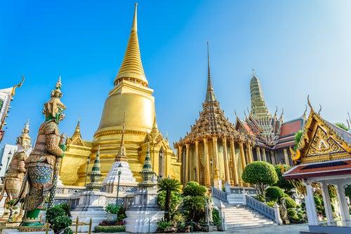 Lujo asiático: palacios de Las mil y una noches