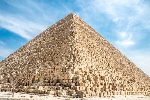 Gran Pirámide de Gizah