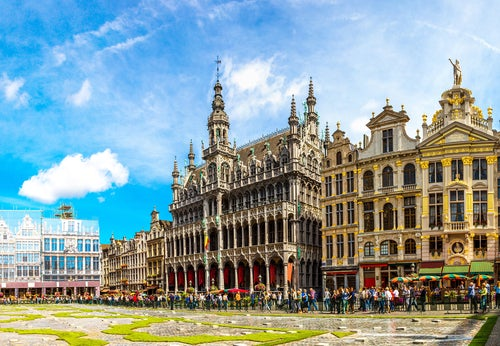7 cosas que ver en Bruselas, la capital de Bélgica