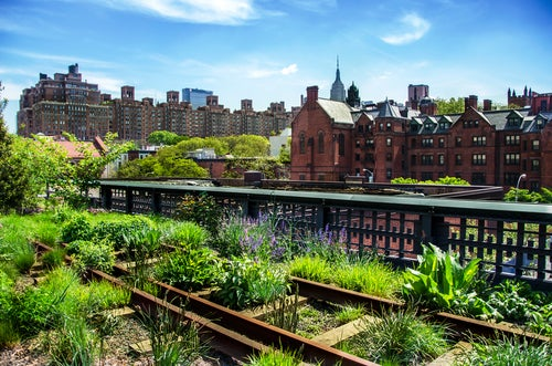 High Line en Nueva York