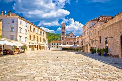 Croacia en fotos: Hvar