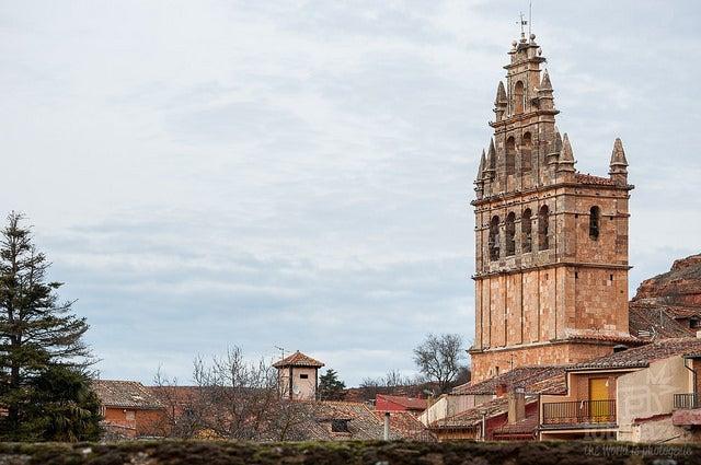 Iglesia de Santa María la Mayor de Ayllón