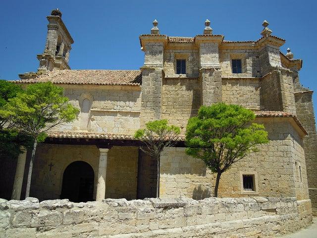 Iglesia del Azogue en Urueña