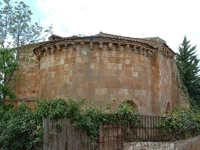 Iglesia de San Juan de Ayllón