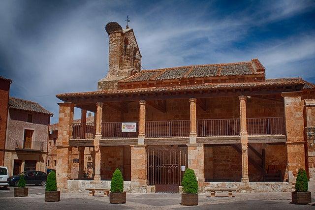 Iglesia de San Miguel de Ayllón