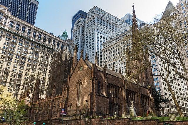 Iglesia de la Trinidad de Nueva York