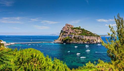 ISchia, una de las islas mediterráneas más bonitas